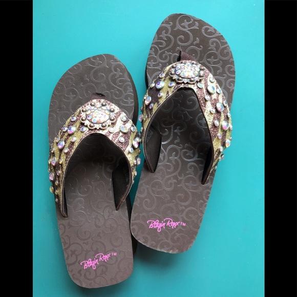 Blazin Roxx Shoes - Sandals